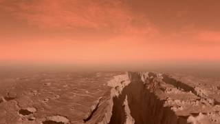 Mars - The Red Planet 360 VR Documentary