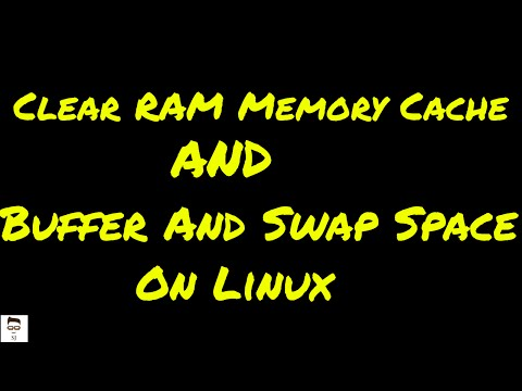 HOW TO CLEAR RAM MEMORY CACHE, BUFFER AND SWAP SPACE ON  Ubuntu 16.04,17.10,14.04,12.04 Linux