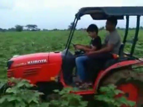 Nilay drive to kubota tractor