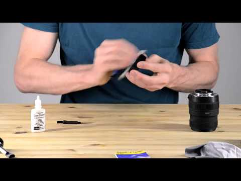 Cleaning Your SLR Lens Like a Pro