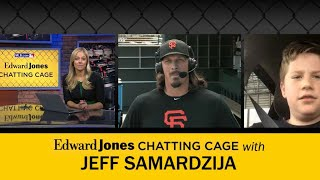 Chatting Cage: Samardzija answers questions from fans