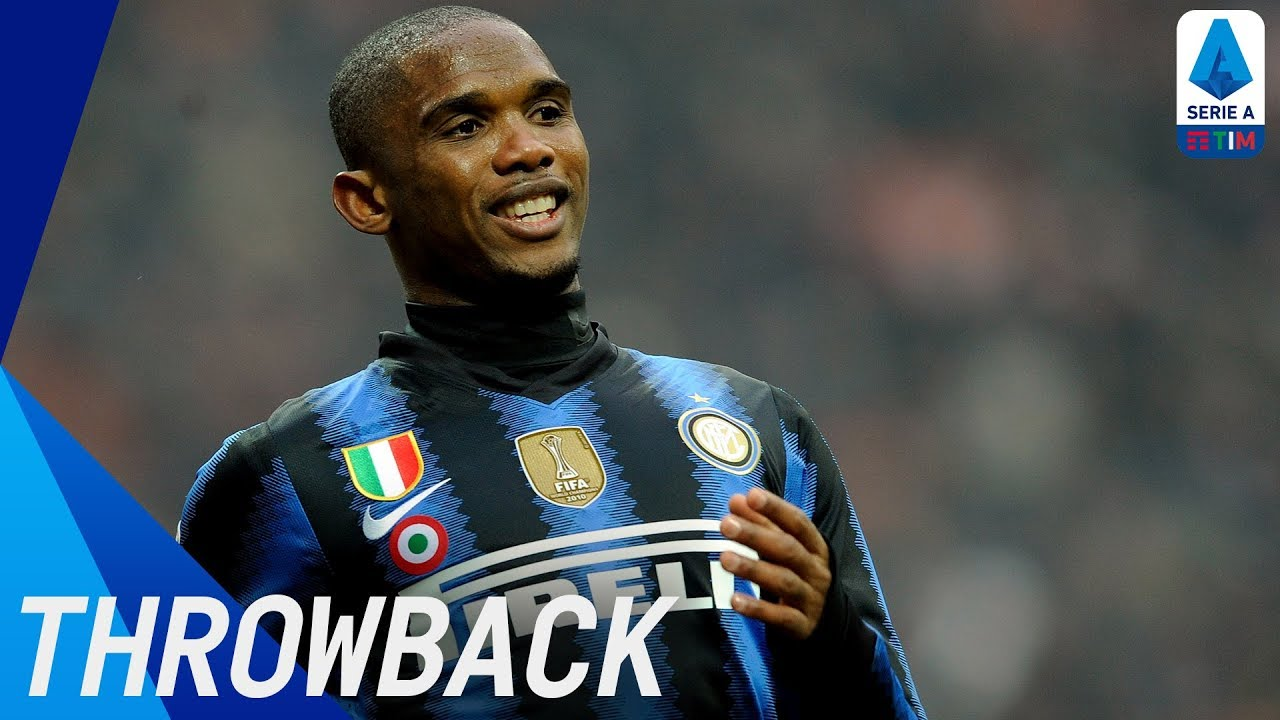 Samuel Eto'o | Best Serie A TIM Goals | Throwback | Serie A TIM