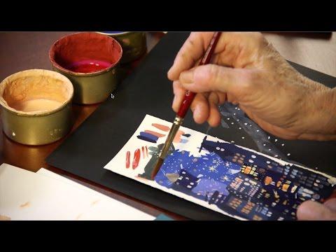 Illustration Techniques with Kathie Shoemaker: Gouache