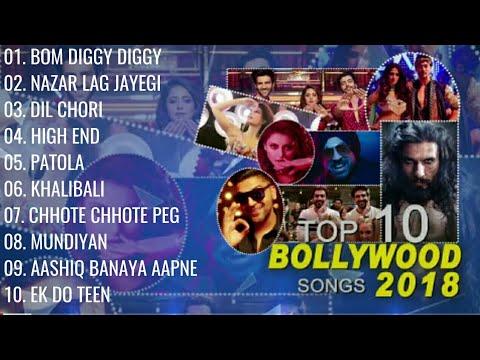 Xxx Mp4 Top 10 Bollywood Songs 2018 Audio Jukebox New Hindi Songs 2018 V4H Music Latest Songs 3gp Sex