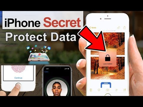 How to Lock Photos on iPhone Using Fingerprint/FaceID