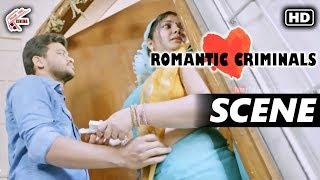 Romantic Criminals New Movie Scenes   Manoj Nandam, Avanthika Munni, Divya Vijju   Movie Time Cinema