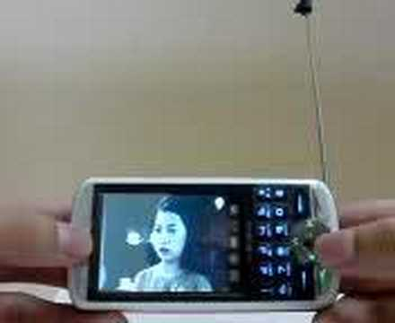 TV MOBILE B2000 REVIEW