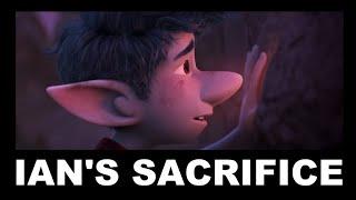 ONWARD ENDING EXPLAINED: How Ian's Sacrifice Creates an Emotionally Satisfying Ending.