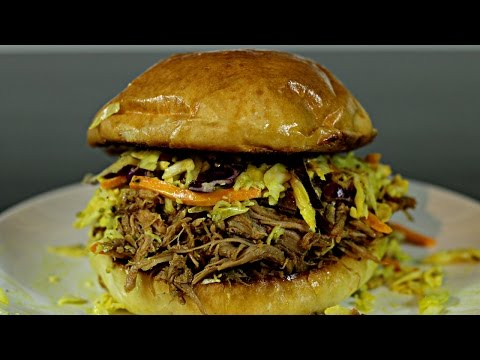 Slow Cooker Pulled Pork the EASY way.