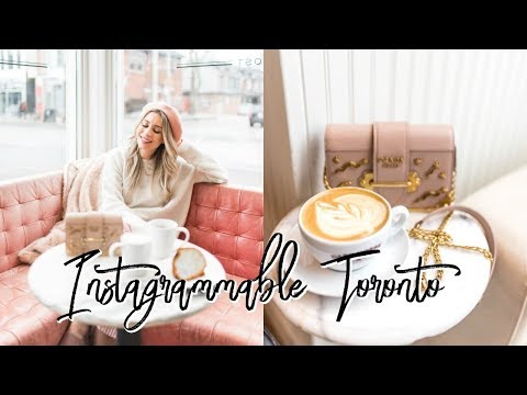 Toronto VLOG | Instagrammable Toronto Vol. 2 | Joëlle Anello