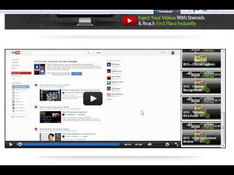 YouTube On Steroids - Why is this a cool WS)