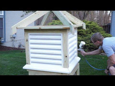 How to Make and Install a Cupola - Part 1: The Build