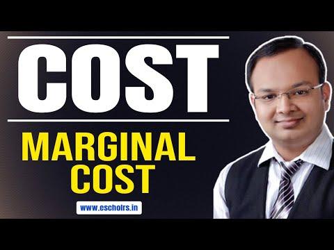 #8 | Cost | Marginal cost