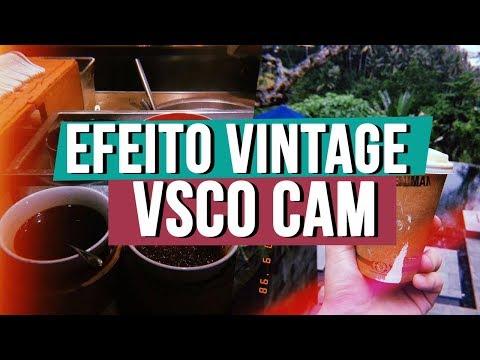 EDIÇÃO TUMBLR NO VSCO COM FILTRO VINTAGE!