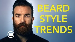 5 Beard Style Trends for 2017 | Jeff Buoncristiano