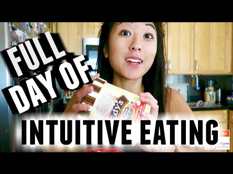 Full Day of Intuitive Eating! A Day in My Life