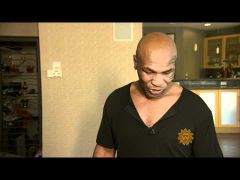 Mike Tyson: My belts are garbage