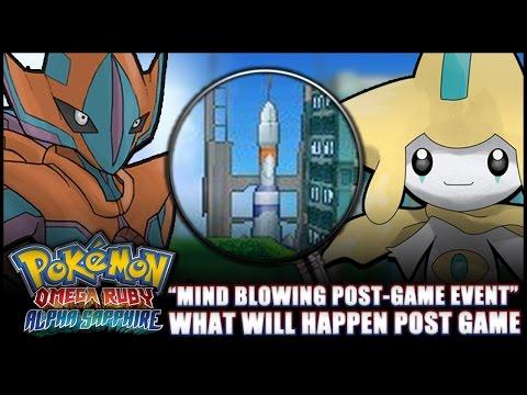 Pokémon Omega Ruby and Alpha Sapphire -