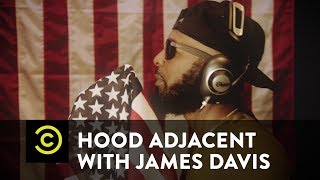 Hood Adjacent with James Davis - Trap Cover: The National Anthem