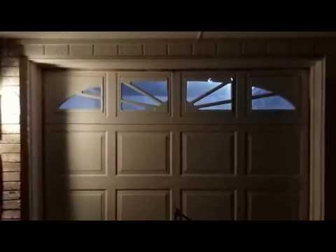 DIY Garage Door Panel Repair Part 5