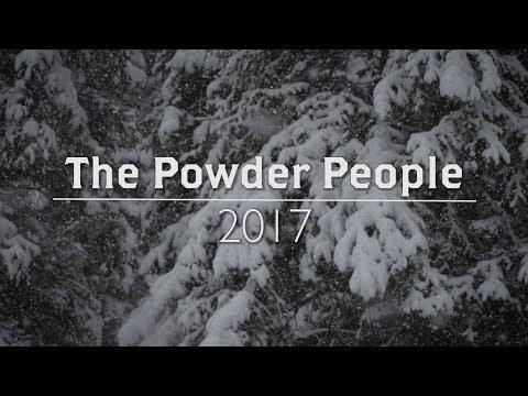 The Powder People - 2017 Stoke Reel