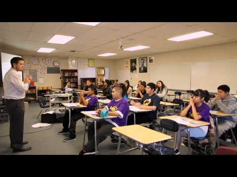 Classroom management - Week 1, Day 1