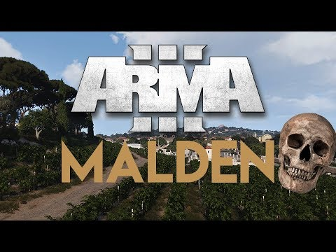 ARMA 3 MALDEN LIFE #1 - TRAFIC D'OS HUMAINS ! PILLAGE DE TOMBE
