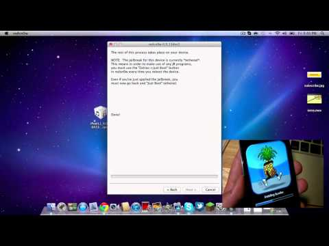 How to Jailbreak iOS 6 Beta 1 for iPhone 3GS, 4, and iPod 4th Gen Tethered (SSH Only)