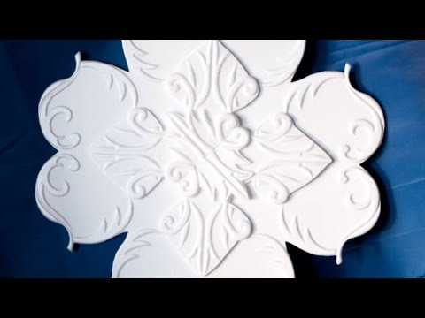 Make a Beautiful Giant Snowflake - DIY Crafts - Guidecentral
