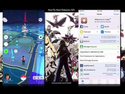 Pokémon GO ++ Cydia Tweak