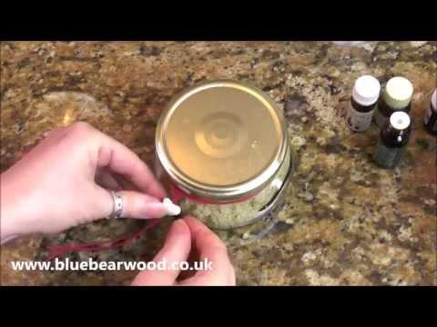 Make An Easy DIY Sugar Scrub For Men