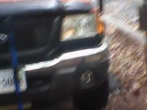 2002 Ford Ranger Clutch Slave cylinder bad