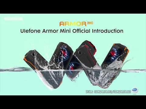 Ulefone Armor Mini Waterproof IP68 2.4