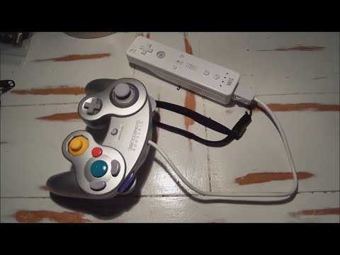 How to mod a Gamecube controller to connect to a Wiimote for Wii U and Wii