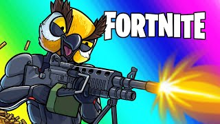 Fortnite Funny Moments - Rambo to Victory!