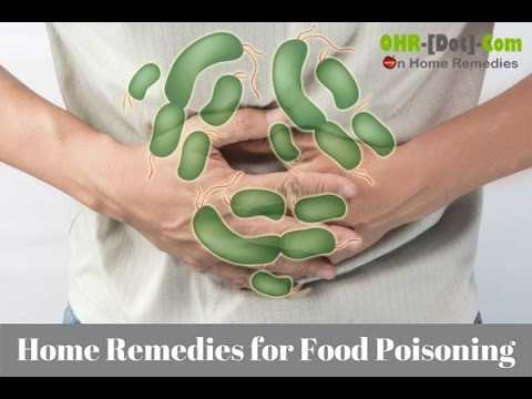 8 Home Remedies for Food Poisoning Symptom and Treatment