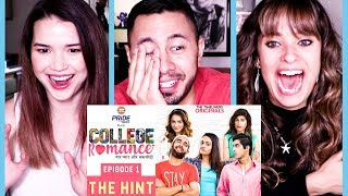 The Timeliners   COLLEGE ROMANCE   Episode 1   Reaction!