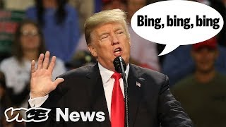 "Trump Says These 21 Things Make A ""Bing"" Sound"