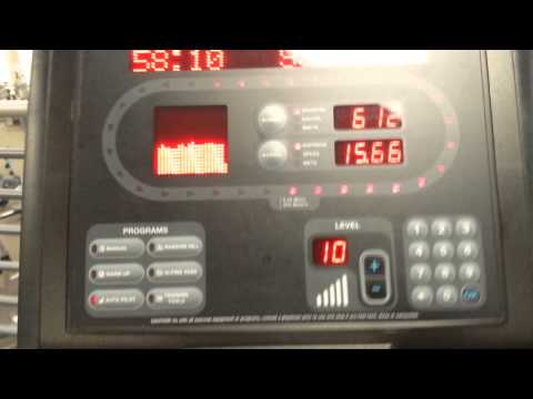 Exercise Bike Cardio Day - 600 calories per hour