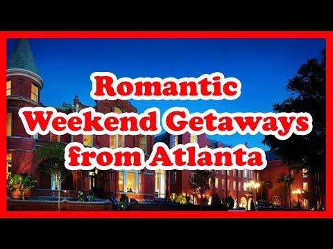 5 Best Romantic Weekend Getaways from Atlanta, Georgia   USA Holidays Guide