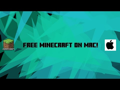 How to get Minecraft Full Version for FREE on Mac/PC! February 2017