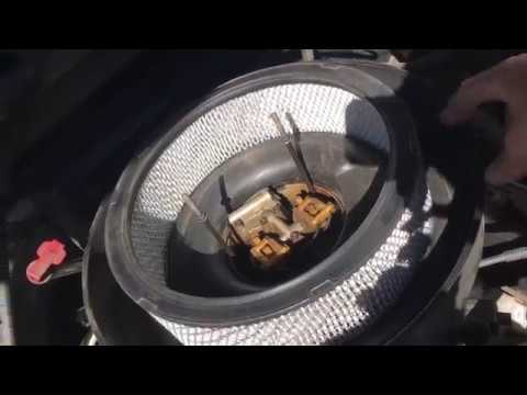 How To Change Air Filter On A Chevrolet Truck