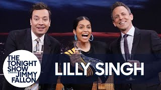 Download Lilly Singh Spills the Tea About Her New NBC Late-Night Show Video