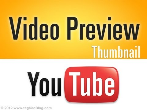 How to: Get Thumbnails on your videos without being a partner !