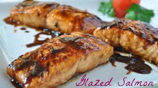 Easy Glazed Salmon Recipe With 4 Ingredients Most Popular Healthy Sal