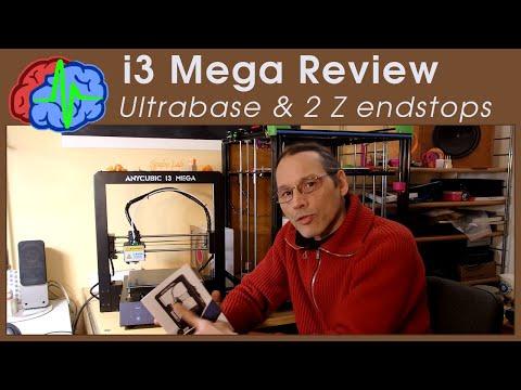 Anycubic i3 Mega Ultrabase Hardware Review - Sub EN
