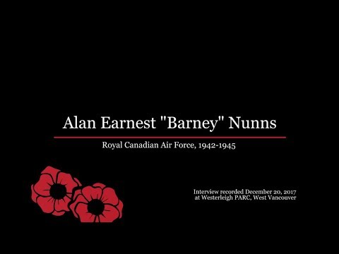 Research to Remember: Barney Nunns