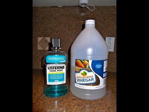 {28} Listerine and Vinegar Foot Soak..Does it Really Work Wonders?