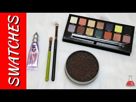 Anastasia Beverly Hills Prism Palette | Finger and Brush Swatches & Thoughts