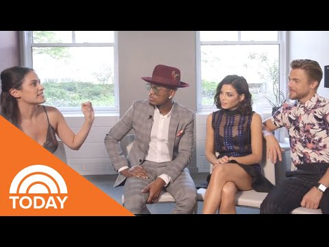 Jenna Dewan, Ne-yo, Derek Hough On Highs & Lows Of 'World Of Dance' | Donna Off-Air | TODAY